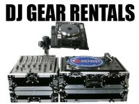 DJ Equipment Rental NY