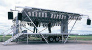 Mobile Stage Truck - NY, NJ, CT, PA