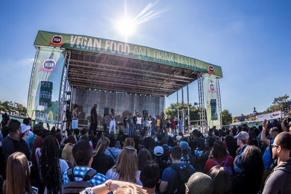 Vegandale Festival - Event Production