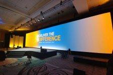 Big Screen Projection Rental Equipment