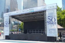 Mobile Stage Rentals NYC, NY - Crossfire